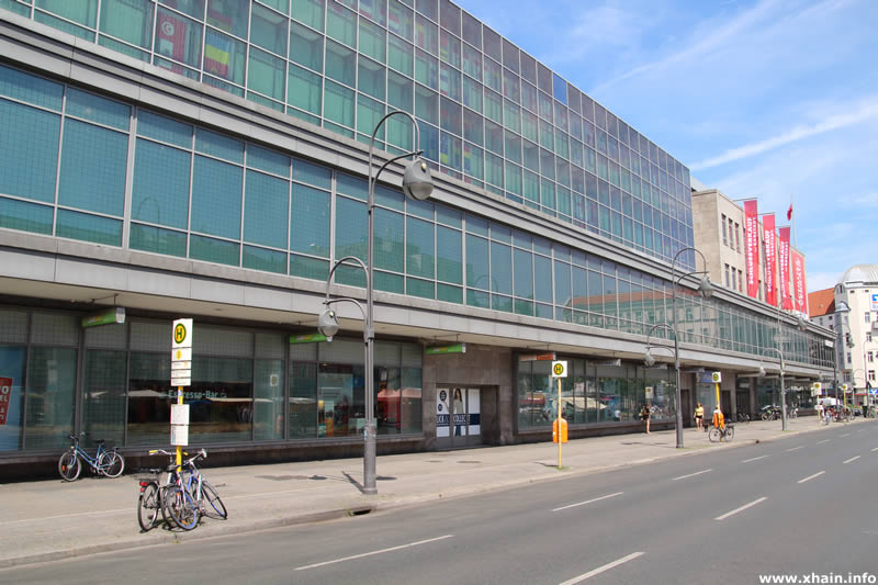 Karstadt Warenhaus am Hermannplatz