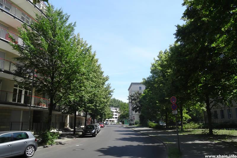 Hildegard-Jadamowitz-Straße Ecke Straße der Pariser Kommune