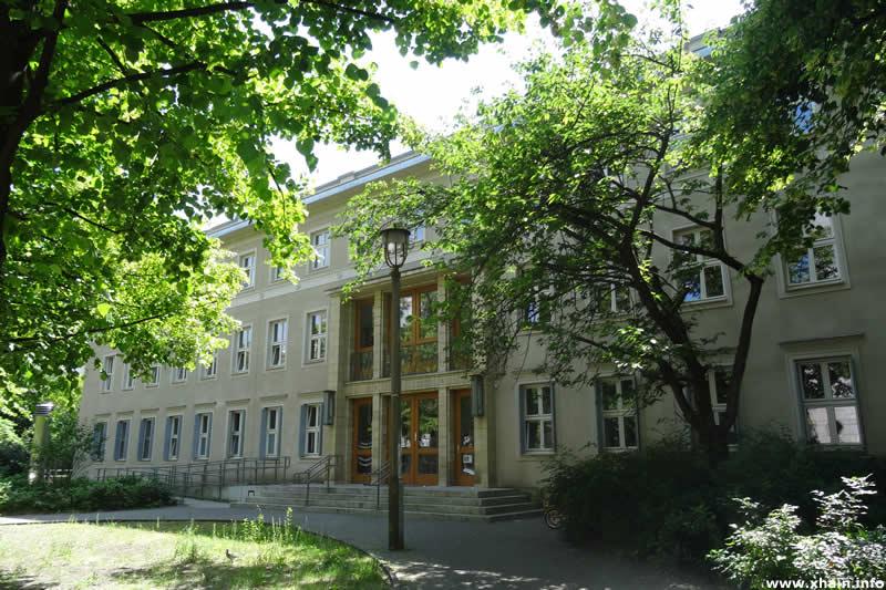 Kindergarten & Kinderkrippe Hildegard-Jadamowitz-Straße 1