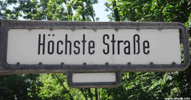 Höchste Straße