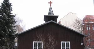 Christuskirche (Holzkirche)