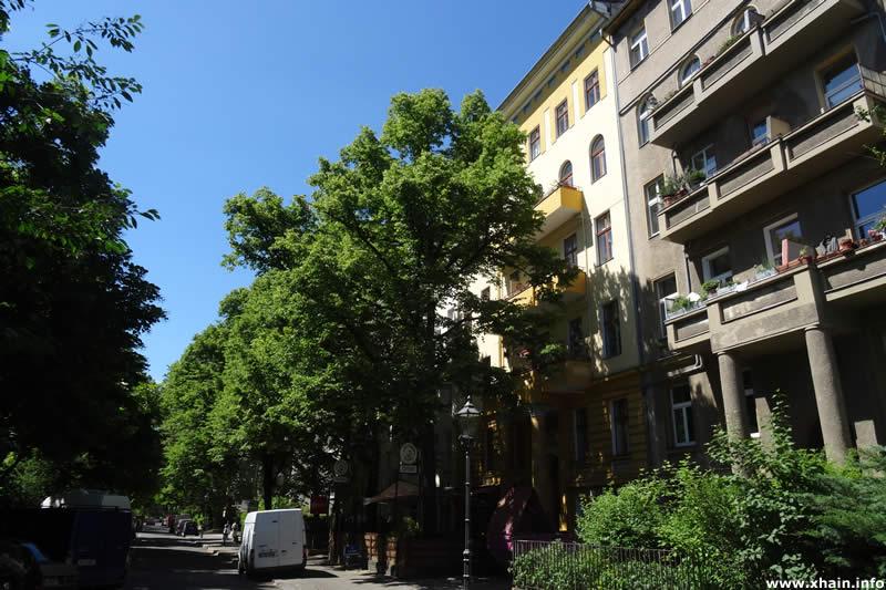 Hornstraße (Carabao-Bar)
