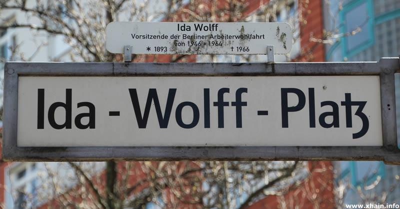 Ida-Wolff-Platz