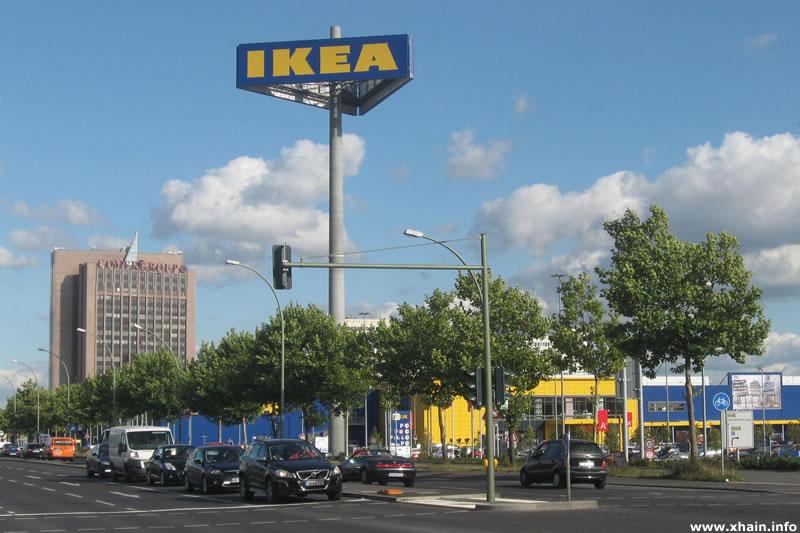 IKEA / Pyramide