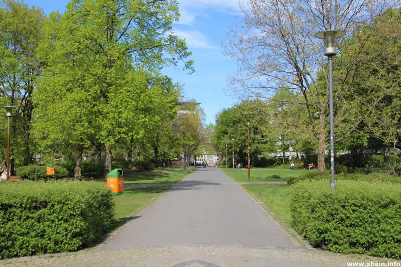 Nelly-Sachs-Park