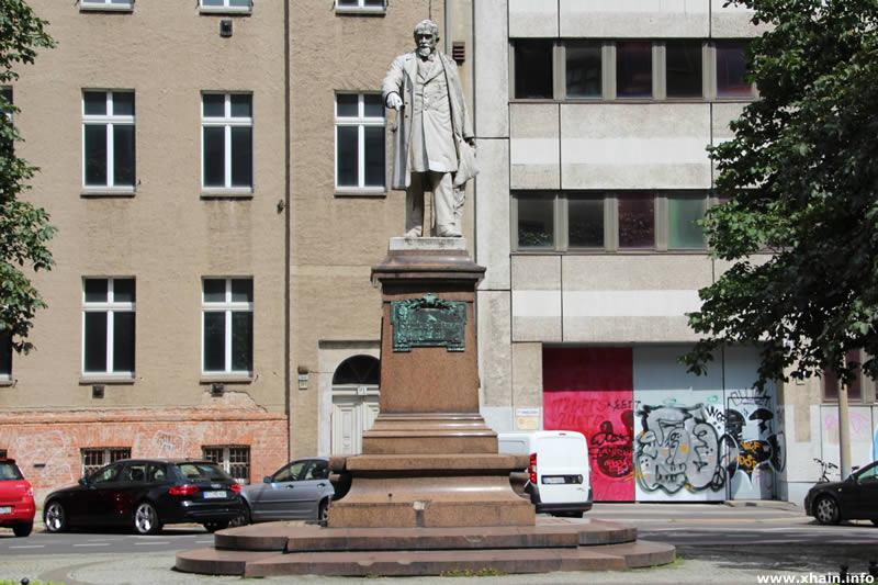 Schulze-Delitzsch-Denkmal
