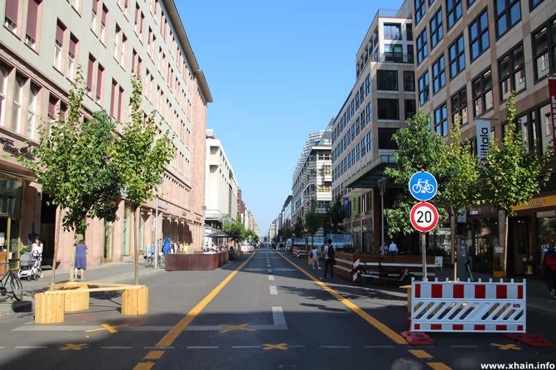 Friedrichstraße autofrei