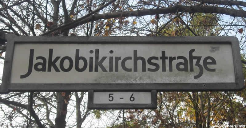 Jakobikirchstraße