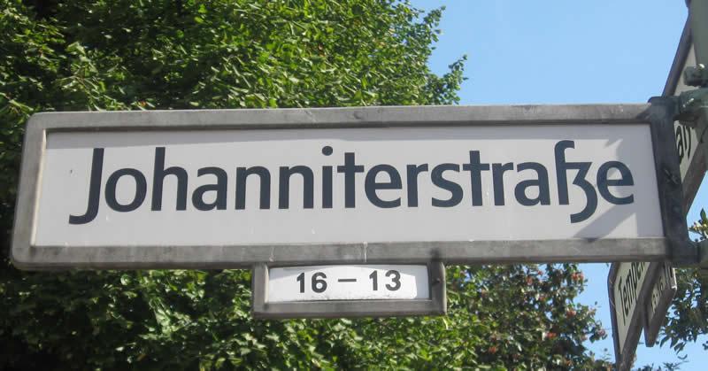 Johanniterstraße