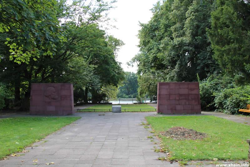 Karl-Marx-Gedenkstätte in Berlin-Stralau