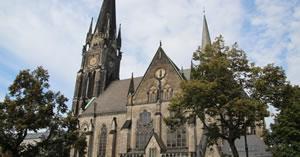 Kirche am Südstern - Evangelische Garnisonkirche