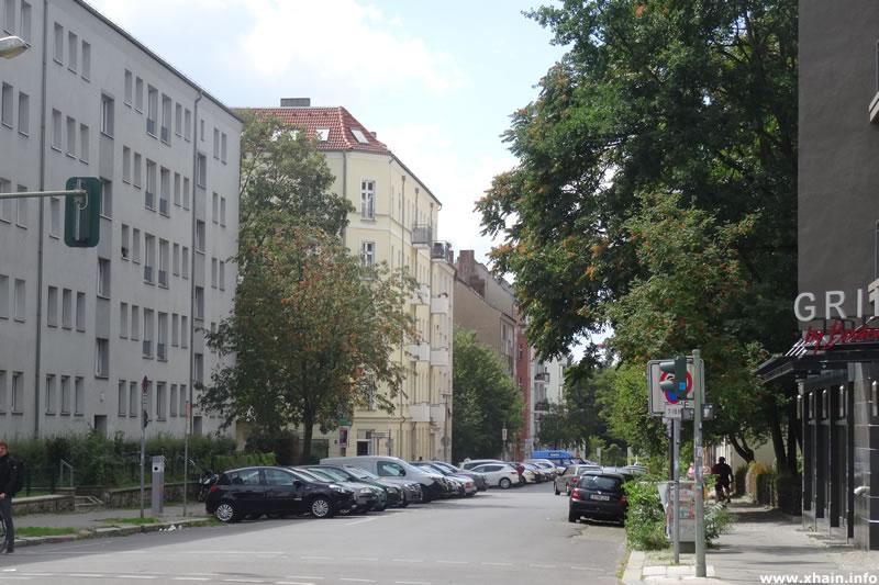 Kochhannstraße Ecke Petersburger Straße