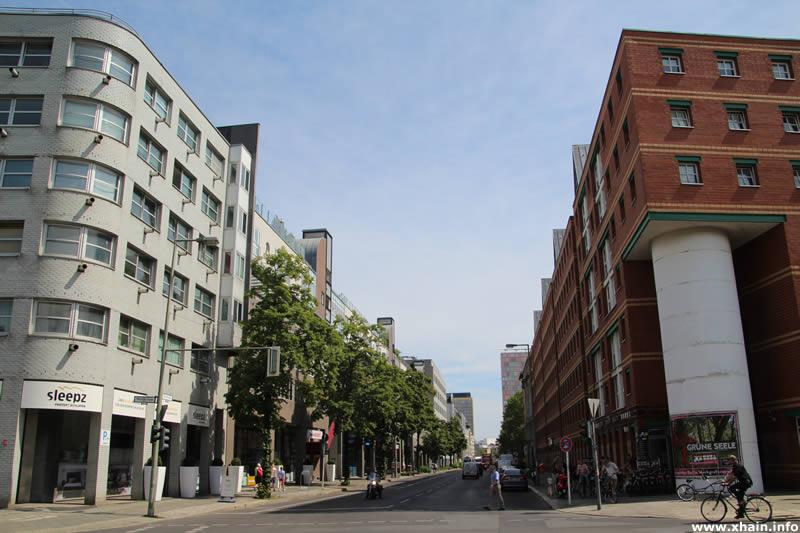 Kochstraße Ecke Wilhelmstraße