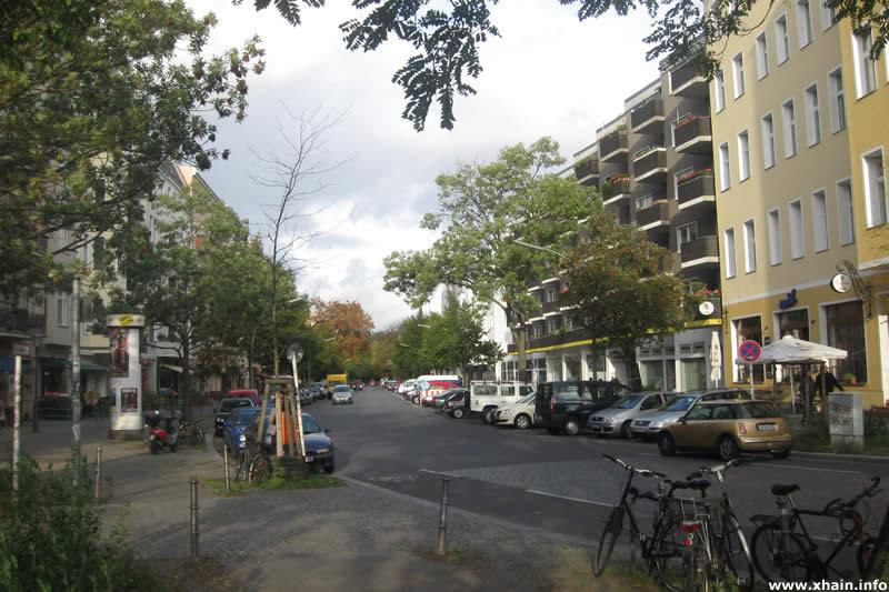 Körtestraße am Südstern