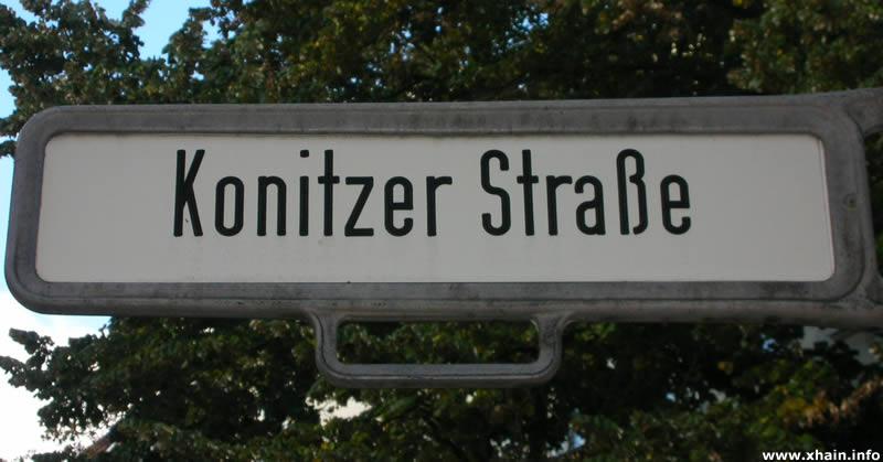 Konitzer Straße