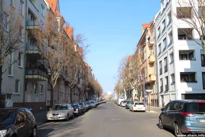 Krachtstraße Ecke Bahrfeldtstraße