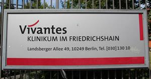 Krankenhaus Friedrichshain