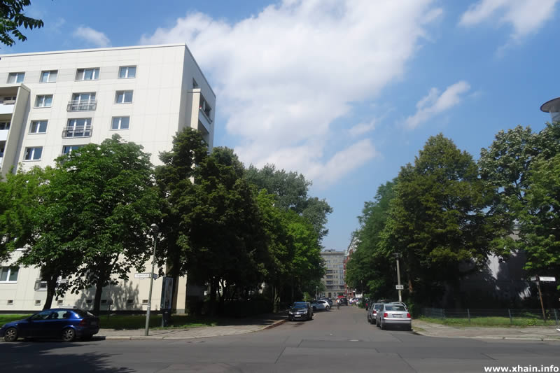 Krautstraße Ecke Singerstraße