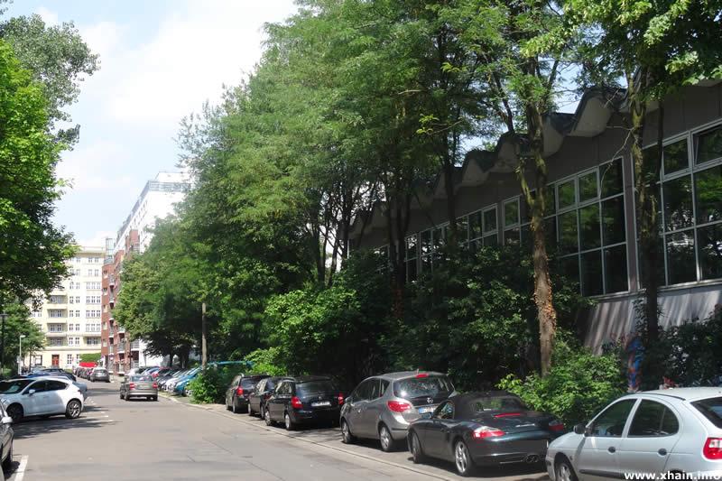 Sporthalle an der Krautstraße