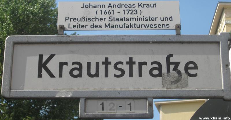 Krautstraße