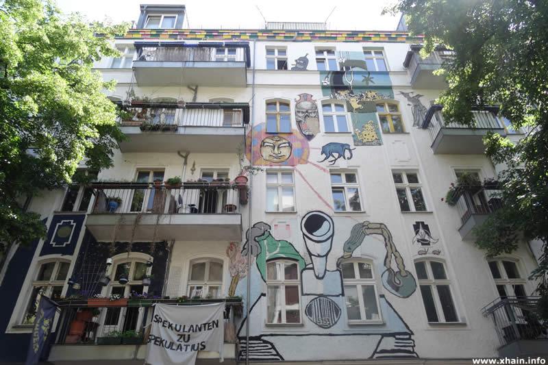 Hausprojekt Kreutzigerstraße 23