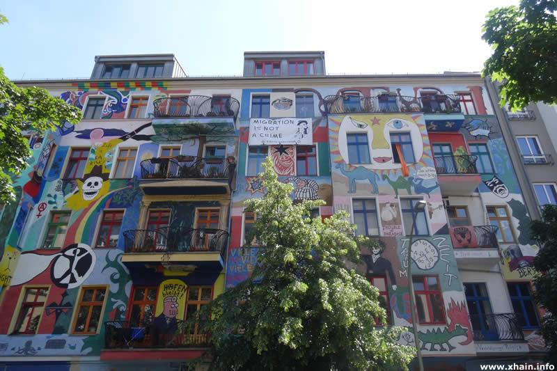 Hausprojekt Kreutzigerstraße 18/19