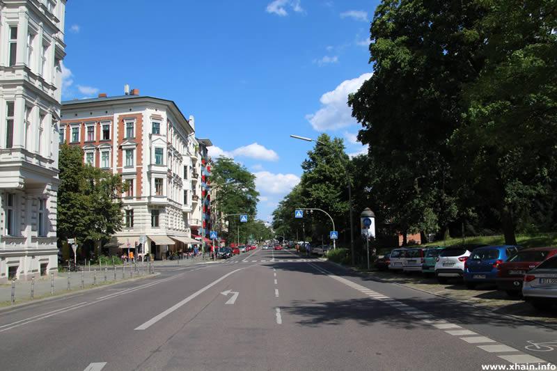 Kreuzbergstraße Ecke Möckernstraße