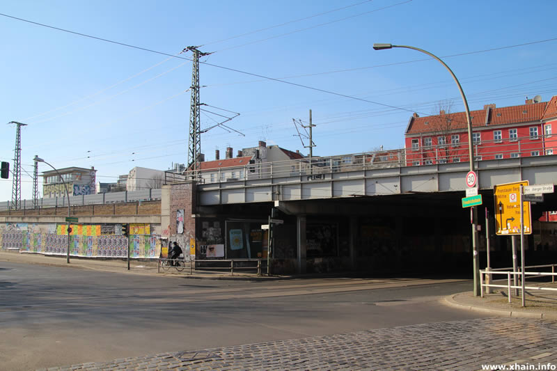 Kynaststraße Ecke Boxhagener Straße