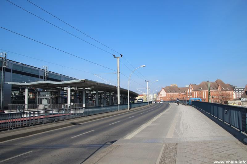 Kynaststraße am Ostkreuz