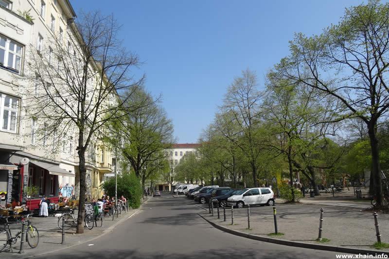 Lausitzer Platz Ecke Waldemarstraße