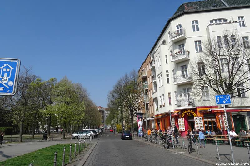 Lausitzer Platz Ecke Skalitzer Straße (Hühnerhaus 36)