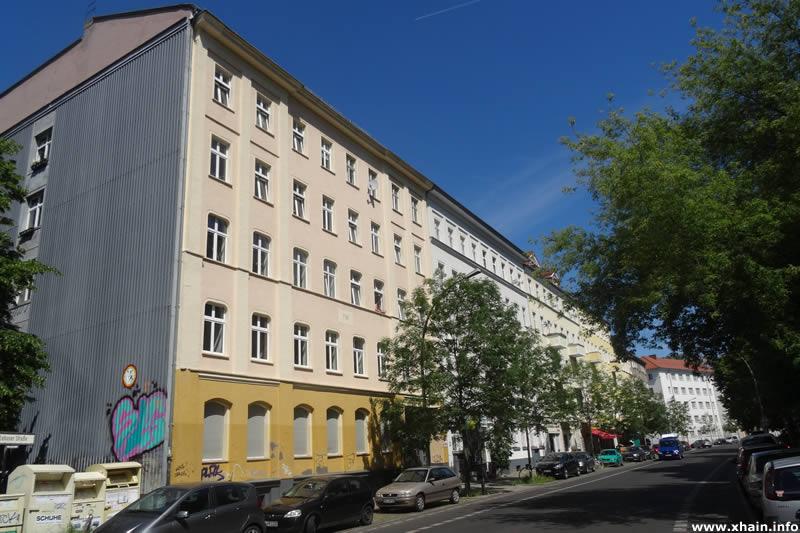 Lebuser Straße
