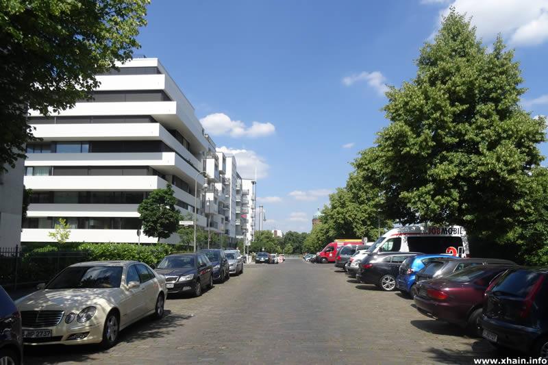 Legiendamm Ecke Waldemarstraße