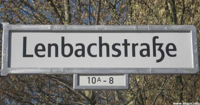 Lenbachstraße