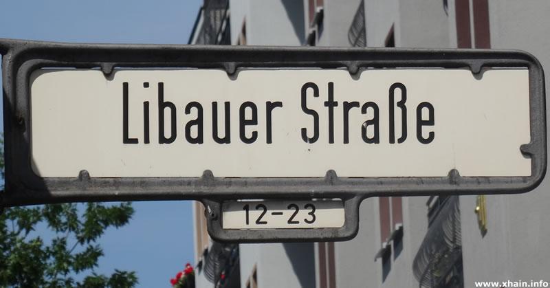 Libauer Straße