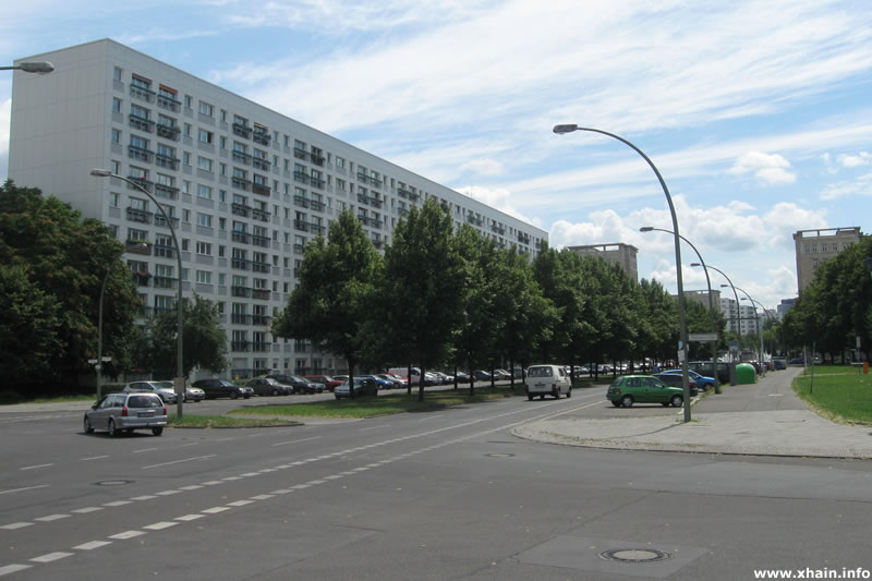 Lichtenberger Straße