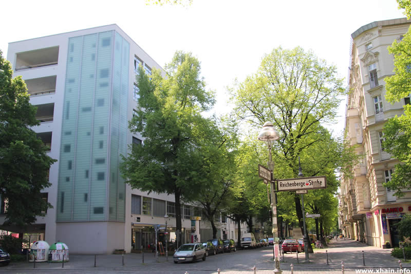 Liegnitzer Straße Ecke Reichenberger Straße