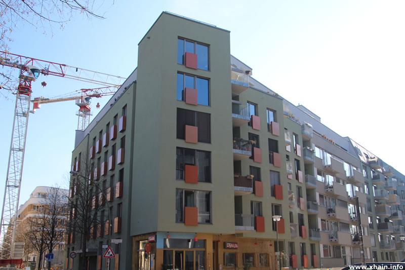 Haasestraße Ecke Simplonstraße (Lovelite)