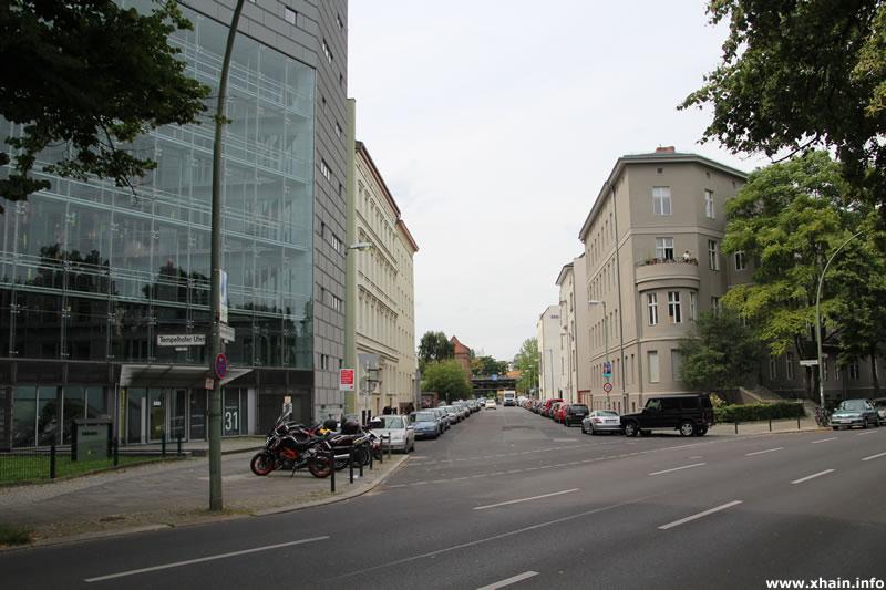 Luckenwalder Straße Ecke Tempelhofer Ufer