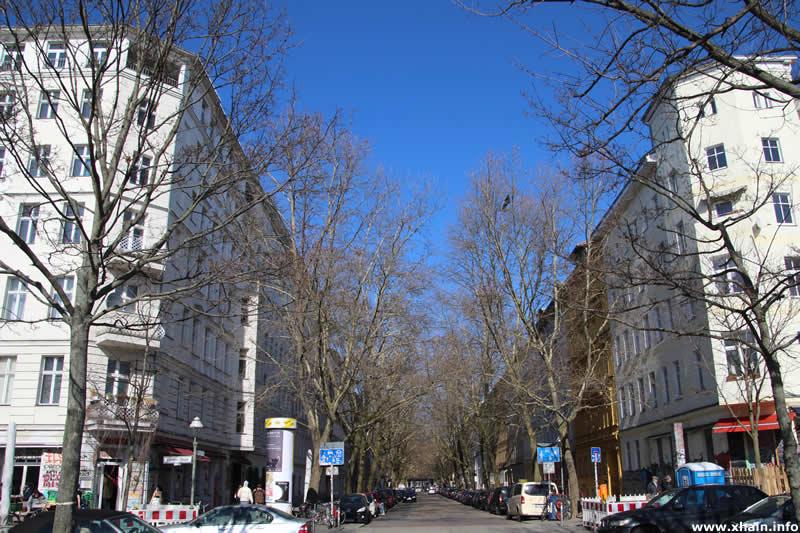Lübbener Straße, Ecke Görlitzer Straße