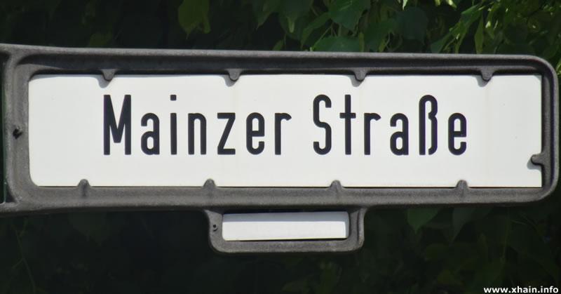 Mainzer Straße