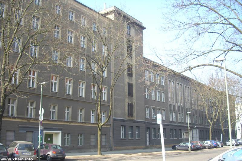Polizeiwache Marchlewskistraße