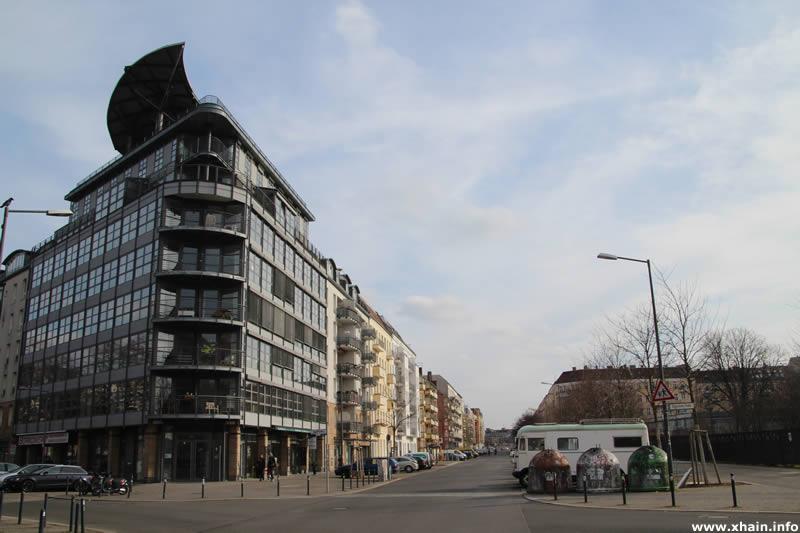 Marchlewskistraße Ecke Torellstraße / Rüdersdorfer Straße