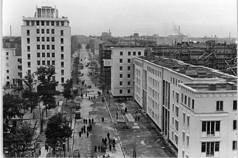 Marchlewskistraße 1952