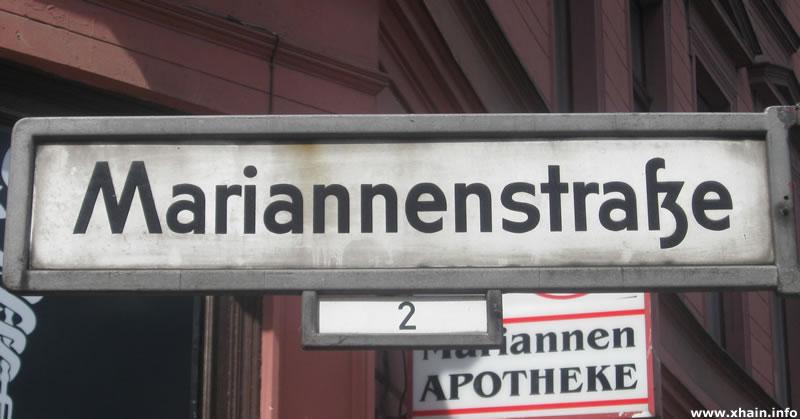 Mariannenstraße