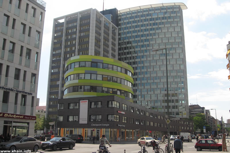Markgrafenstraße Ecke Rudi-Dutschke-Straße