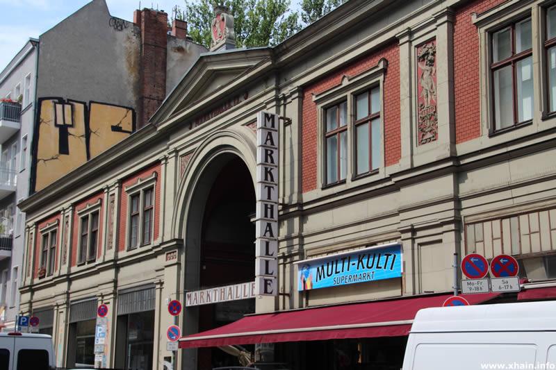 Markthalle Neun - Eisenbahnstraße