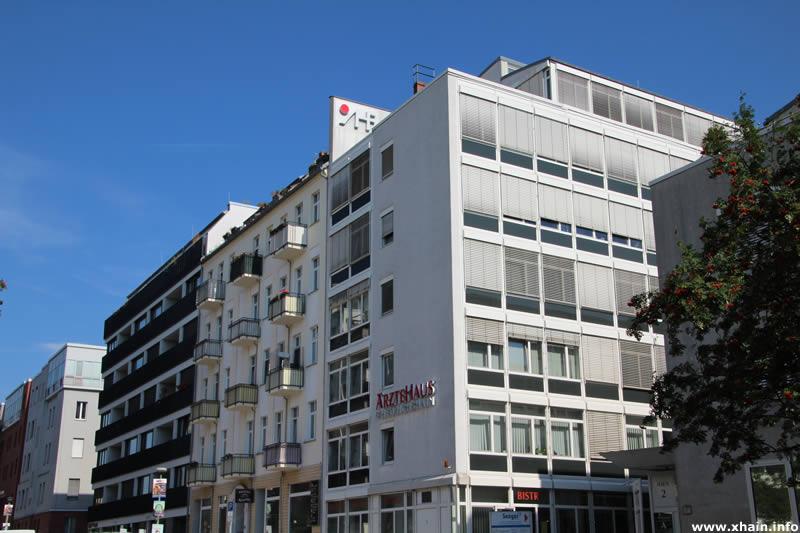 Ärztehaus Friedrichshain in der Matthiasstraße