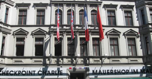 Mauermuseum – Haus am Checkpoint Charlie