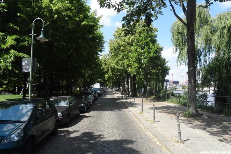 May-Ayim-Ufer Ecke Oberbaumstraße